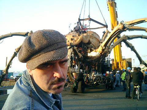 Les Machines de l'île (de Nantes) - L'Arbre aux Hérons Jo_japon042009